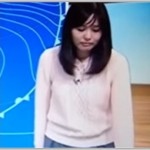 お天気お姉さん・岡田みはる号泣でお天気コーナー中止!?