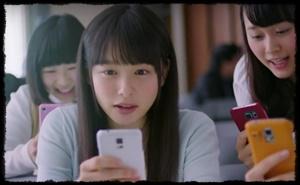 桜井日奈子出演「白猫プロジェクト」CM・大学生篇