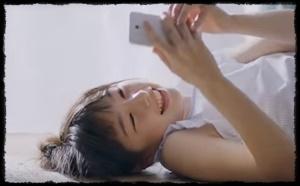 桜井日奈子出演「白猫プロジェクト」CM・私の夏休み篇