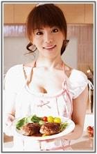 美人すぎる料理研究家・森崎友紀