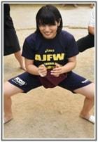 美人すぎる女子相撲選手・野崎舞夏星