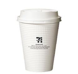 セブンイレブン「セブンカフェ」のホットコーヒー