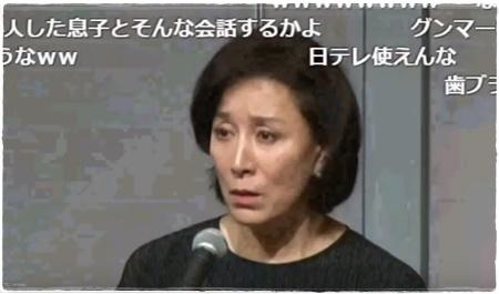 「スッキリ」大竹真の質問に怪訝な顔で答える高畑淳子