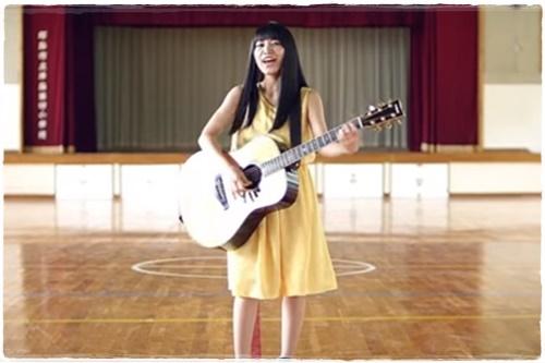 miwa出演CM「進研ゼミ」